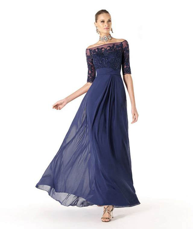 ideas modernas magníficas vestidos madrina bautizo