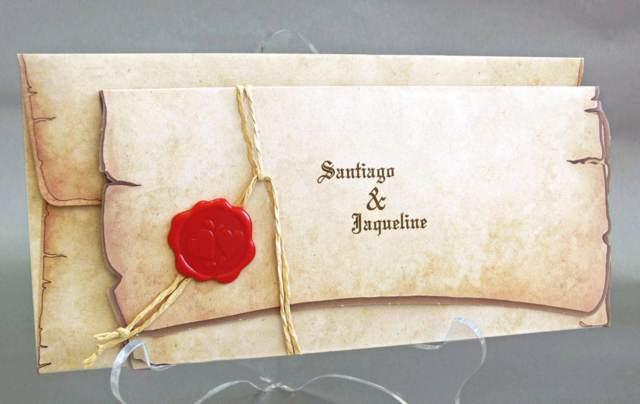 invitación preciosas boda ideas originales temáticas