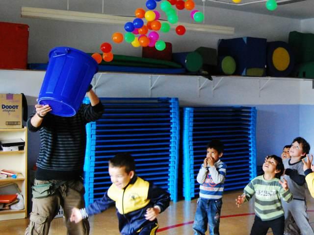 juegos para fiestas infantiles ideas divertidas originales