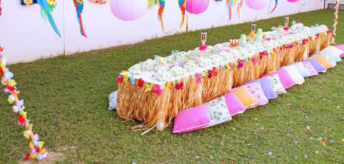 magnifica-decoracion-baby-shower-hawaii