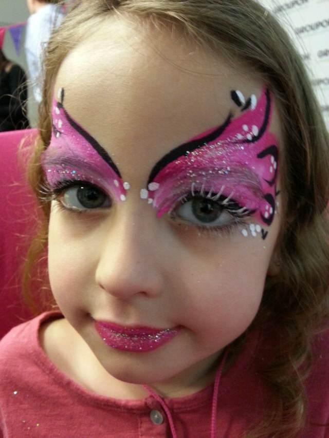 maquillaje artístico ideas fantásticas fiestas divertidas