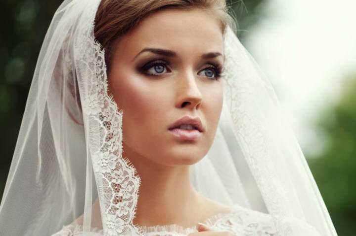 maquillaje de novia ideas magníficas tendencias modernas 2015