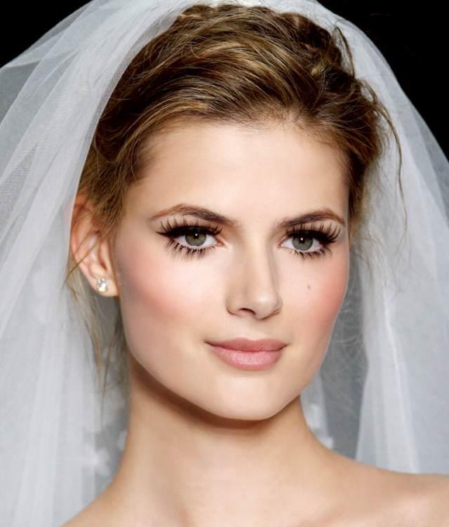 maquillaje de novia tendencias nuevas 2015