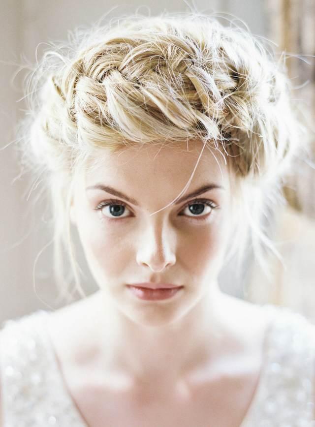maquillaje extraordinario sencillo novia boda
