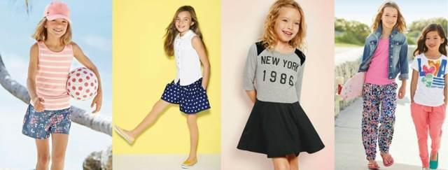 moda infantil modernas tendencias modelos interesantes