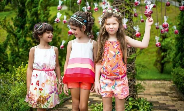 moda infantil femenina ideas modernas tendencias nuevas