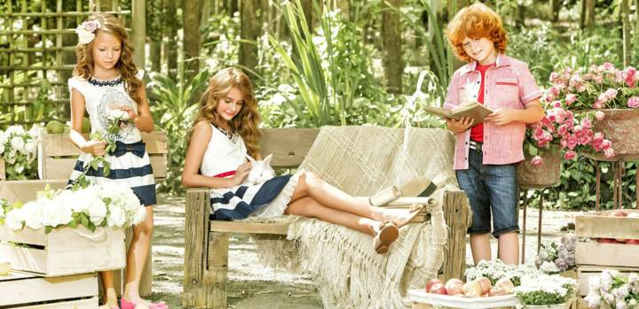 moda infantil modelos preciosos tendencias modernas