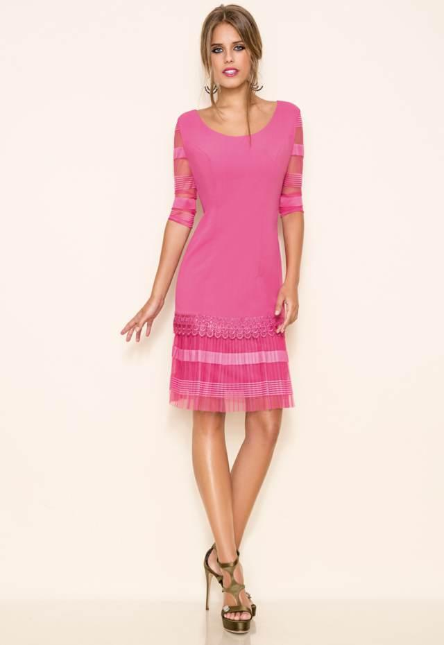 b60a56036 Magníficos vestidos de madrina ideas tendencias modernas