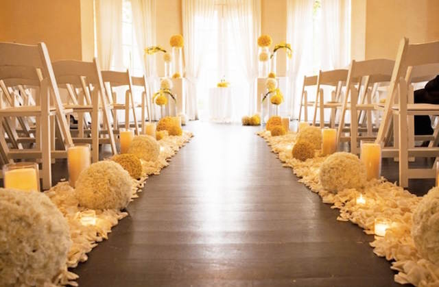 natilla blanco decoración boda moderna 2015