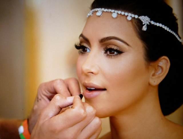 fantástico maquillaje novia ideas tendencias modernas