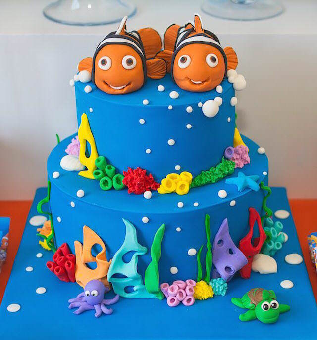 The gallery for estrellas de mar animadas - Ideas para cumpleanos infantiles ...