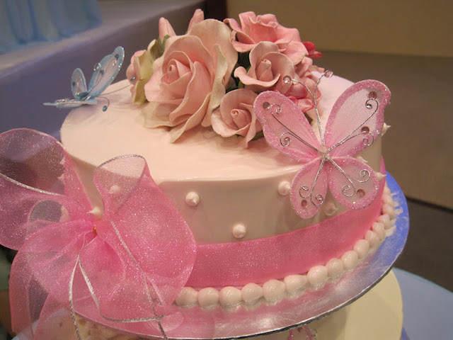 pastel de boda color moderno fresa hielo