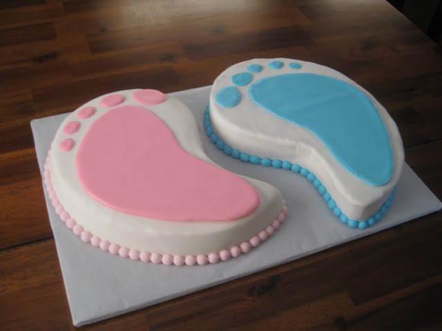 pastel para bautizo gemelos ideas magníficas