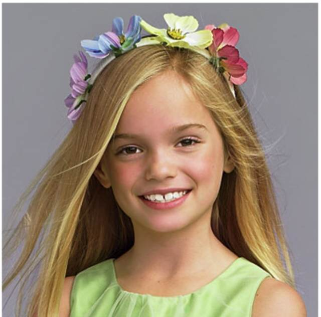 peinados infantiles ideas modernas interesantes tendencias