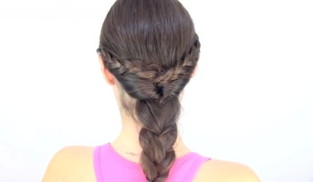 peinados sencillos originales niñas ideas modernas