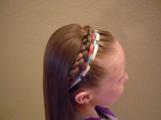 Preciosos peinados infantiles tendencias modernas