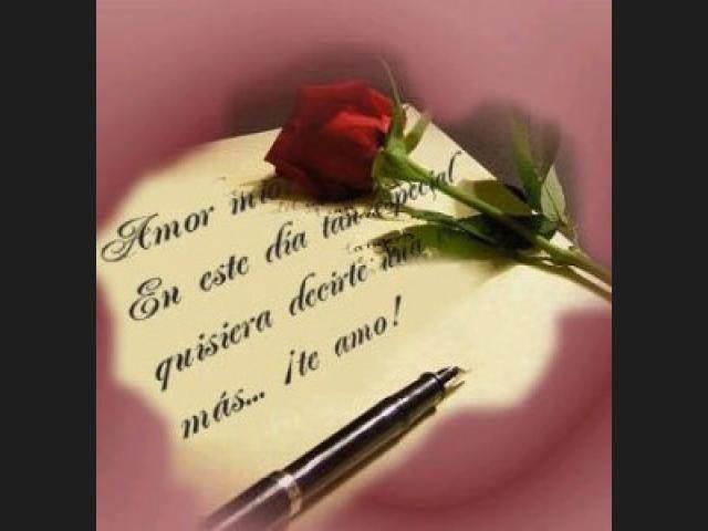 poemas de amor para mi novia te amo día