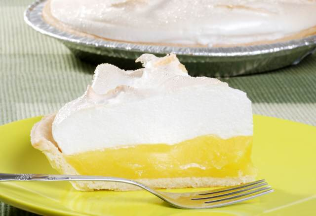 postre de limón receta deliciosa ideas
