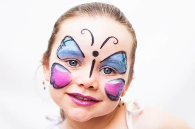 maquillaje infatil ideas originales niñas fiestas