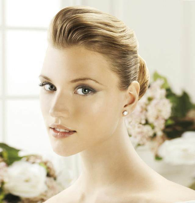 precioso maquillaje de novia tendencia nuevas ideas modernas