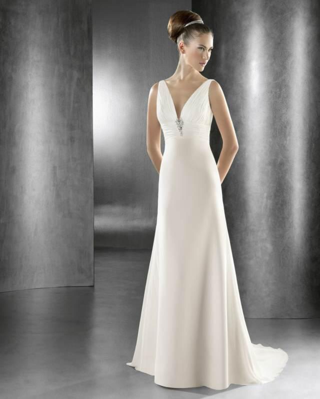 precioso vestido novia barato ideas boda