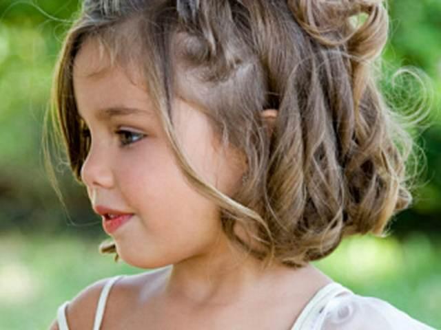 magníficos peinados infantiles tendencias modernas