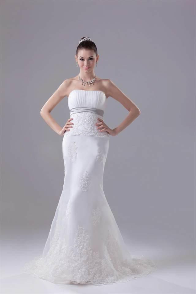 modernos vestidos novia baratos ideas
