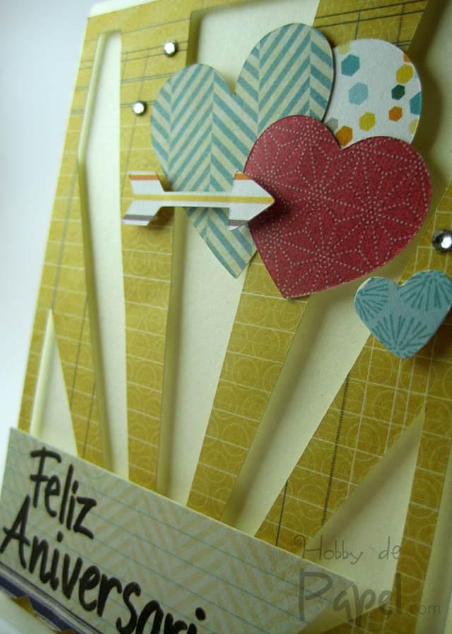 regalo original tarjeta de aniversario decoración temática