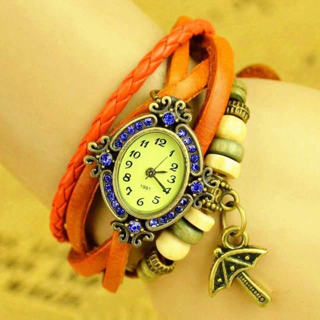 reloj pulsera moda mujer regalo interesante 8 marzo aniversario