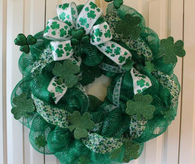 San Patricio ideas decoración verde temática