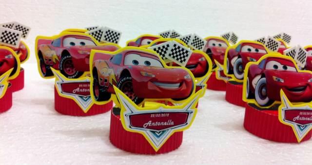 souvenirs infantiles temáticos coches ideas fiesta cumpleaños