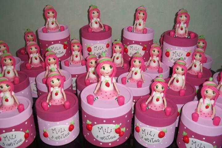 Souvenirs infantiles para fantásticas fiestas de cumpleaños