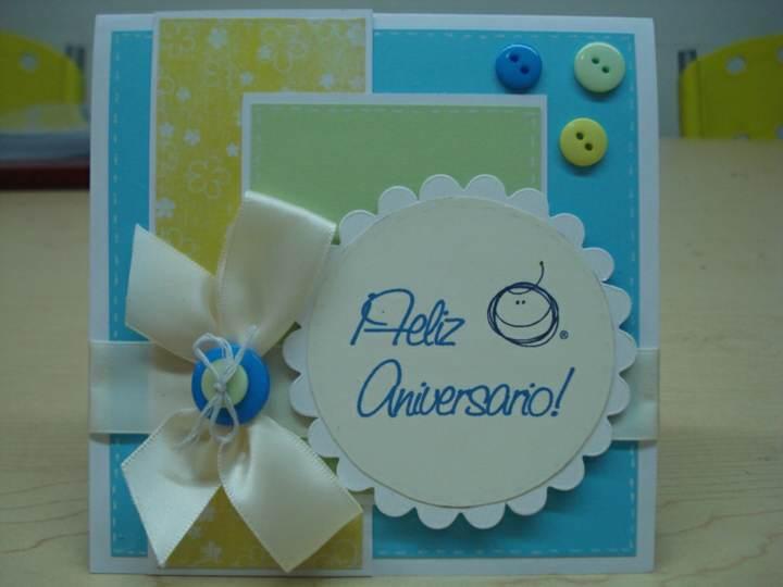 tarjetas de aniversario ideas fantásticas regalo