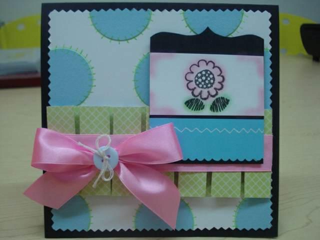 tarjetas de aniversario colores magníficos