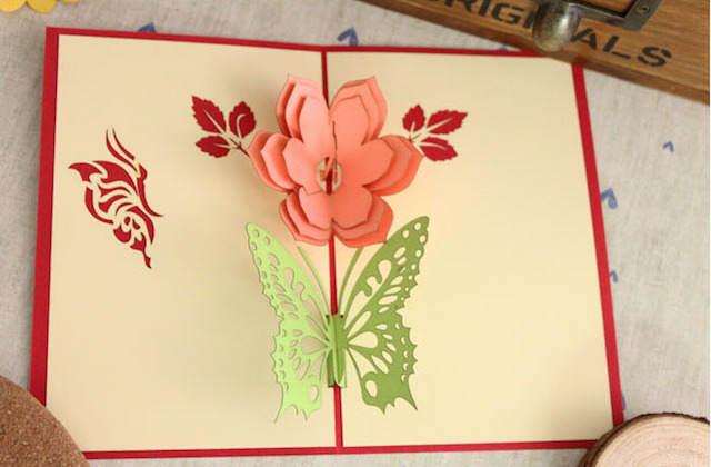 tarjetas para cumpleaños mama hechas a mano