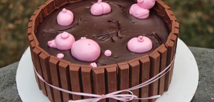 tarta-tres-chocolates-decorada-cerdos-alegres