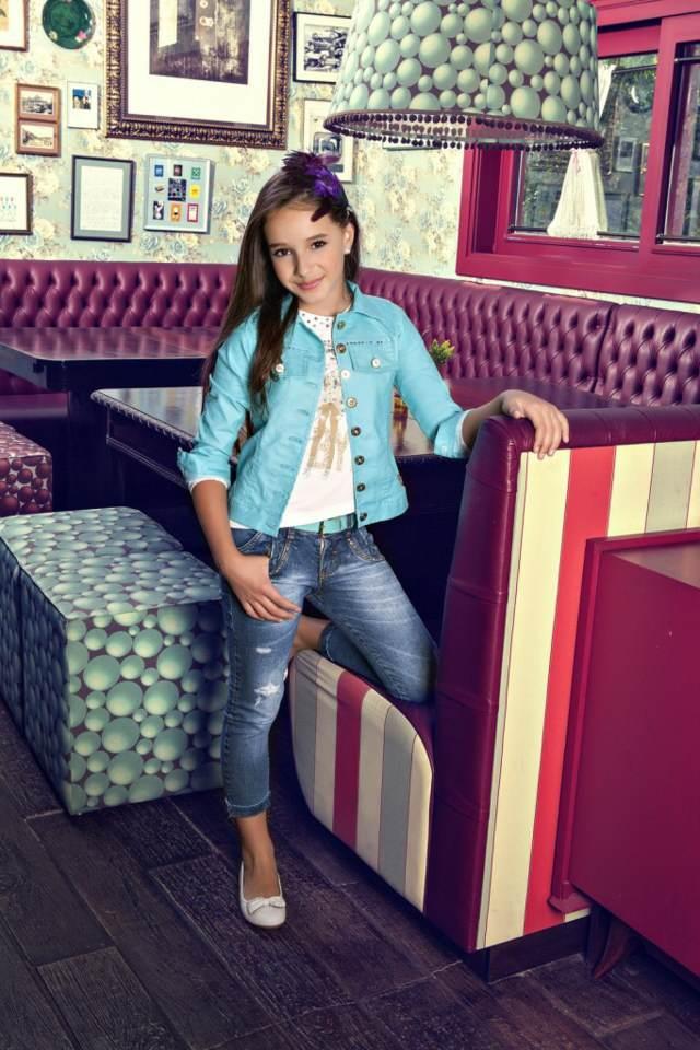 moda tendencias modernas ropa infantil ideas