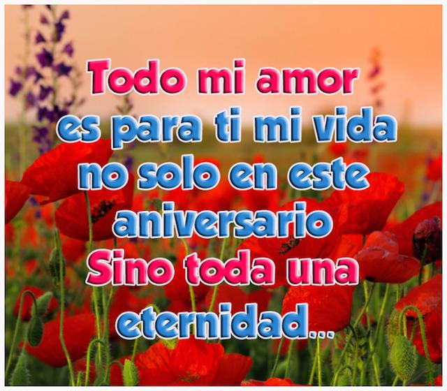 todo mi amor es para ti vida