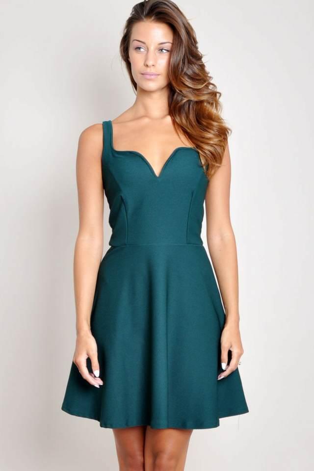 vestido sencillo elegante color moderno ideal fiesta despedida de soltera
