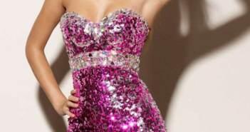 vestidos-de-noche-modelos cortos-magnificos