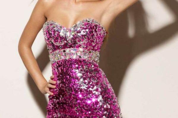 06f45aeaa Vestidos de noche fantásticos para una fiesta memorable