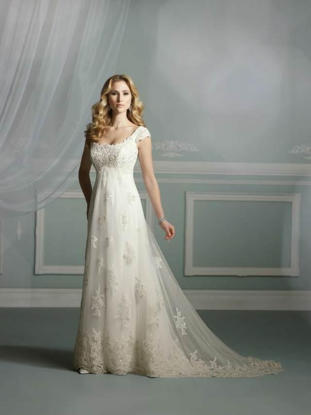 magníficos vestidos de novia baratos ideas preciosas
