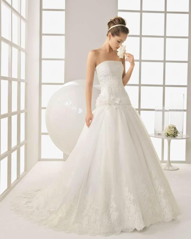 vestidos de novia baratos modelos fantásticos