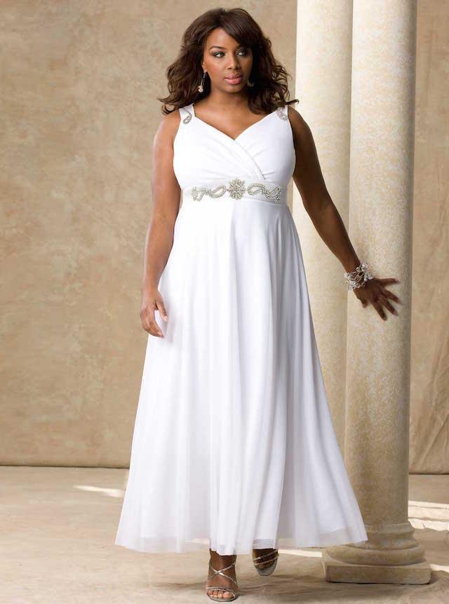 vestidos de novia para gorditas preciosas variantes