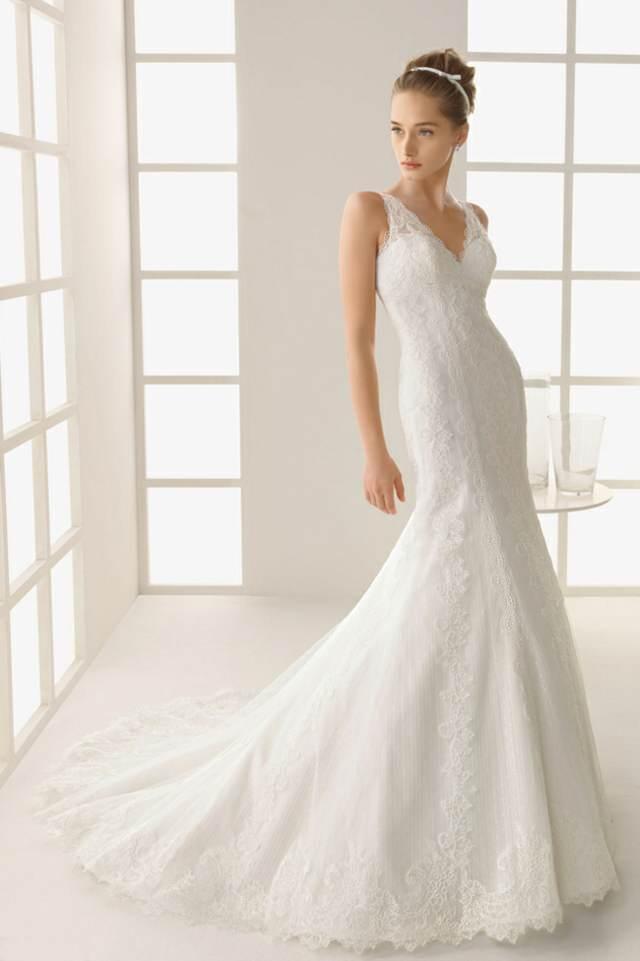 vestidos originales color moderno boda fabulosa