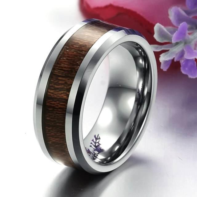 anillos de boda interesantes ideas hombres tendencias