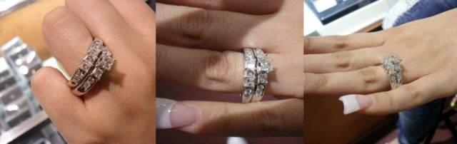 anillos originales bodas preciosas personas famosas