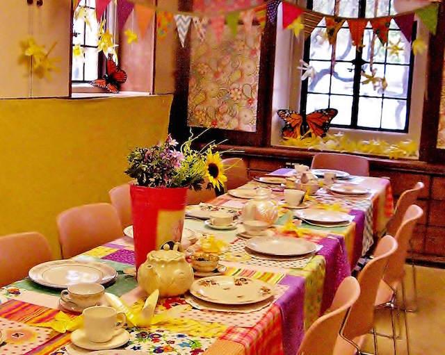 arreglos florales cumpleaños decoración multicolor