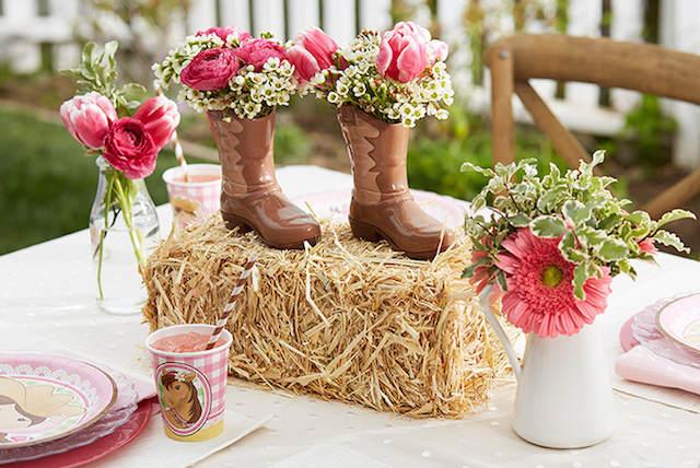 arreglos florales ideas originales cumpleaños temáticos