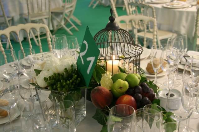 arreglos frutales ideas preciosas boda memorable